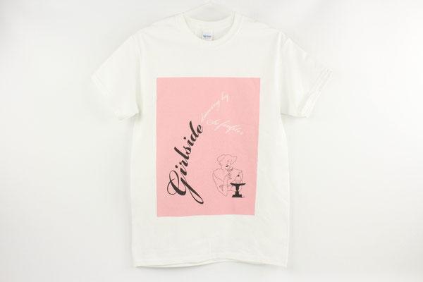 【GS394/GS395】Seori - Girlside T-shirts (S/M) ¥3,200 +tax