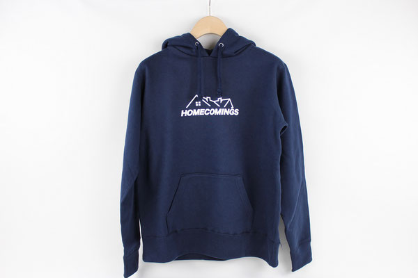 【HCHOODN】Homecomings / HOODIE 2017 NAVY(S~L)¥5,093 +tax