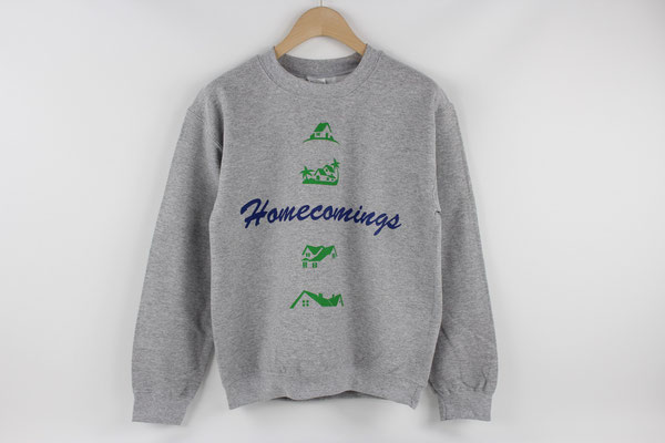 【HCSWEATG】Homecomings / SWEAT 2017 GRAY(S~L)¥4,167 +tax