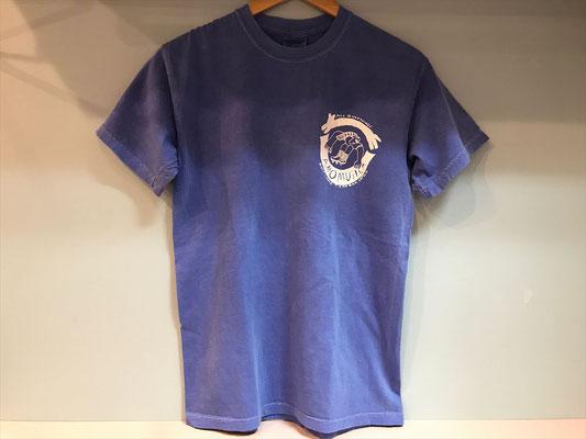 【GS412~414】Norahi / T-shirts BLUE (S/M/L) ¥3,800 +tax
