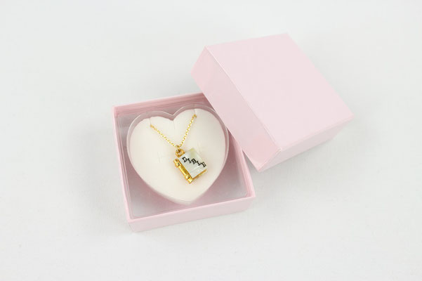 【GS176】love letter - バイブルネックレース ¥2,100 +tax