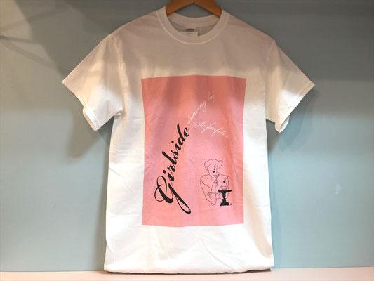 【GS394/395】Seori / Girlside T-shirts (S/M) ¥3,200 +tax