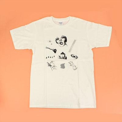 【GS793~796】No Lady Swears / Magic T-shirts(XS,S,M,L) 各¥2,500 +tax