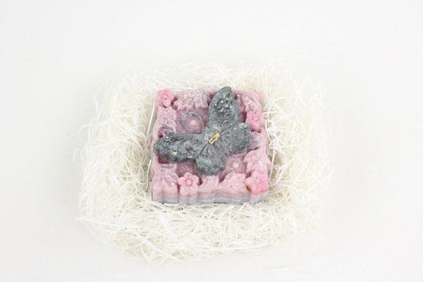 【GS487】「SHAMPOO / Trouble」 aroma wax sachet (スクエア蝶々)Night party x Pineapple x blackberry ¥3,760 +tax