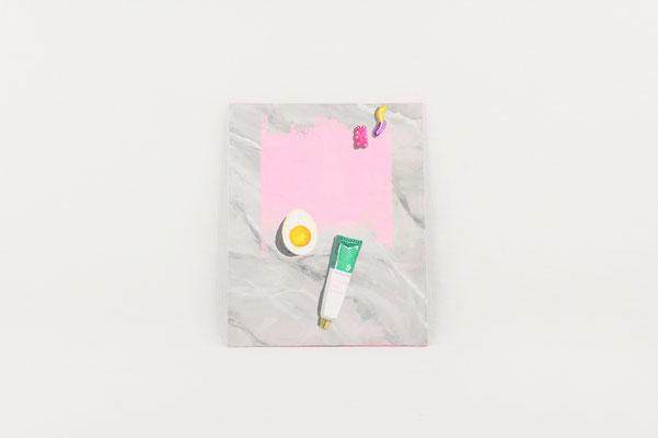 【GS404】Seori - motif on the desk 原画 ¥5,000 +tax