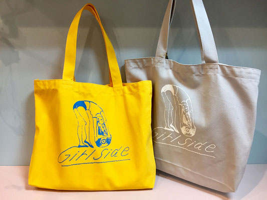 【GS01】Violet And Claire RECORD TOTE (L) ¥3,200 +tax