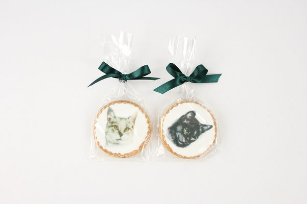 【GS312】Xmas Cookie / 猫 1個 ¥556 +tax