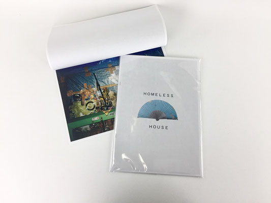 【GS127】川村 恵理 「HOMELESS HOUSE」 ¥2,000 +tax