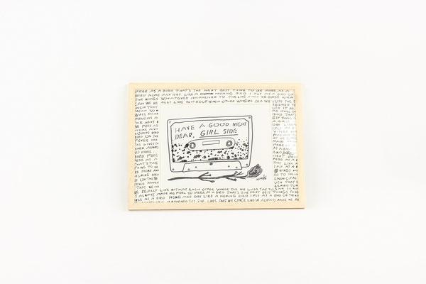 【GS428】norahi - 原画作品 ¥15,000 +tax
