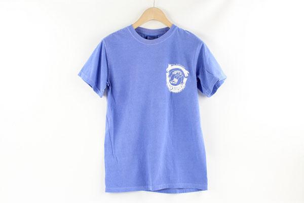 【GS412~414】norahi - T-shirts (BLUE/S,M,L) ¥3,800 +tax