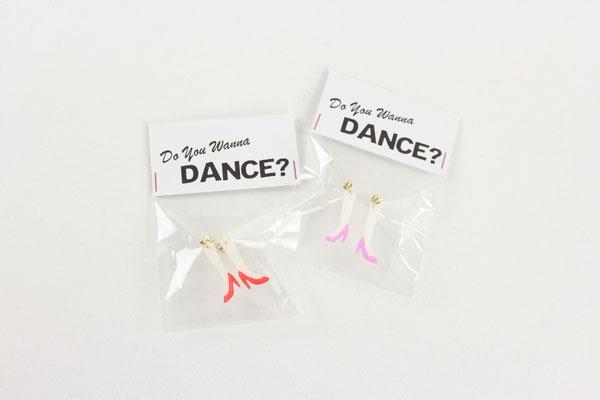 【GS281】joy! / ピアス(DANCE) ¥1,500 +tax
