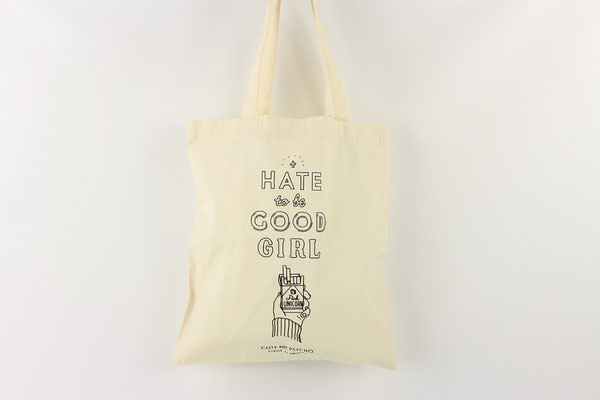【GS296】Etoile et Griotte / Hate to be Good Girl トートバッグ ¥2,500 +tax