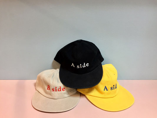 【GS57】 Violet And Claire Cap (Aside/Bside) ¥3,600 +tax