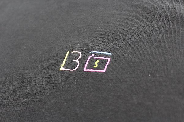 【GS451~453】ki_moi - B面 T (S/M/L ブラック) ¥2,500 +tax