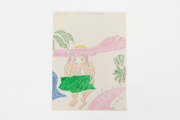 【GS224】Jess Scott - Artwork Paper ¥3,000 +tax