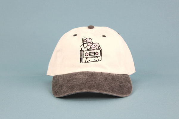 【GS560】Violet And Claire / ancco Cap (ブラック) ¥3,800 +tax
