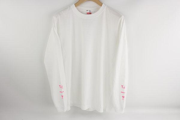 【GS457~459】ki_moi - きもいんた~ねっとT (M/L/XL ホワイト・蛍光ピンク) ¥3,500 +tax