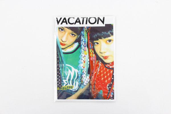 【GS315】あヴぁんだんど ZINE 「VACATION」 ¥1,000 +tax