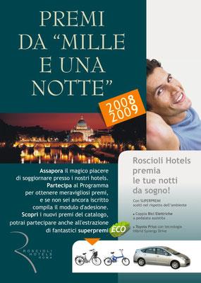 Gruppo Roscioli Hotels - manifesto