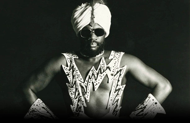 the Funky Soul story - Isaac Hayes 10