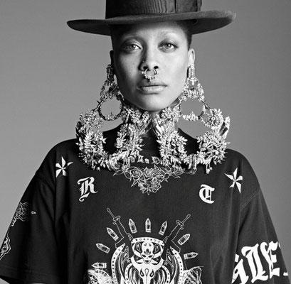 the Funky Soul story - Erykah Badu 10