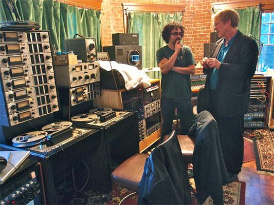 the Funky Soul story - In Daptone Studio 02