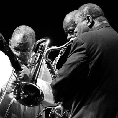 the Funky Soul story - Maceo Parker, Fred Wesley & Pee Wee Ellis