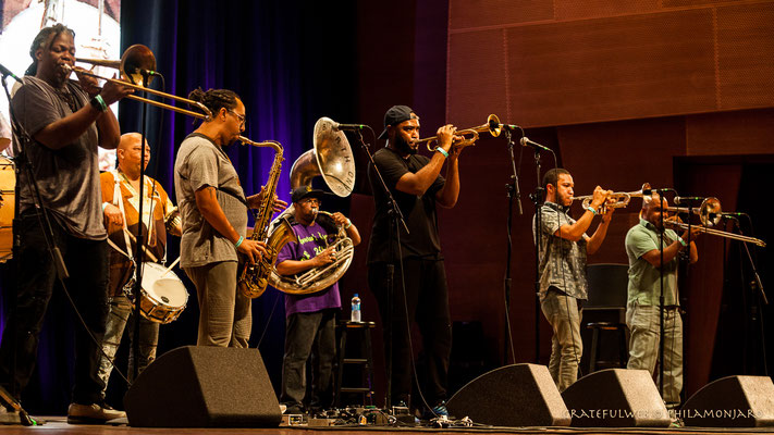 Rebirth Brass Band (all 01)