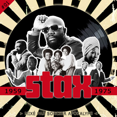 the Funky Soul story - STAX // The MIXtape vol.01 (1959-1975) recto