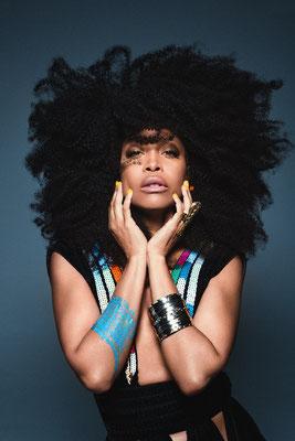 the Funky Soul story - Erykah Badu 06
