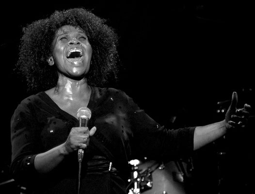 the Funky Soul story - Liz McComb 09