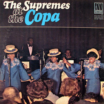 the Funky Soul story - The Supremes, Live At The Copa