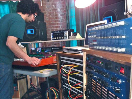 the Funky Soul story - In Daptone Studio 01