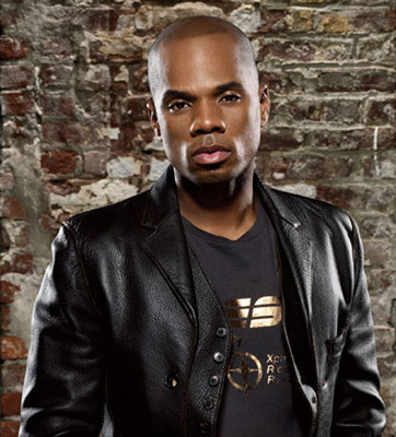 the Funky Soul story - Kirk Franklin 03