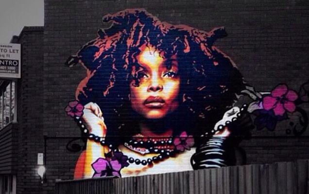 the Funky Soul story - Erykah Badu 13
