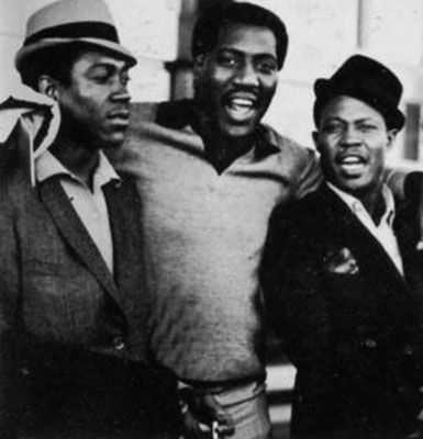 the Funky Soul story - Otis Redding with Sam & Dave