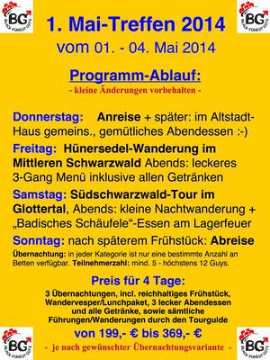 2014 Programm