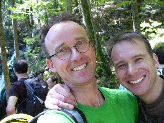 Gay Guys unterwegs im Schwarzwald