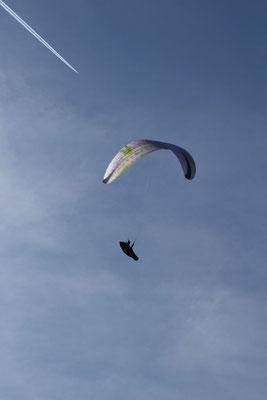 Drechslerei Klotz Martin auf Skywalk X-Alps