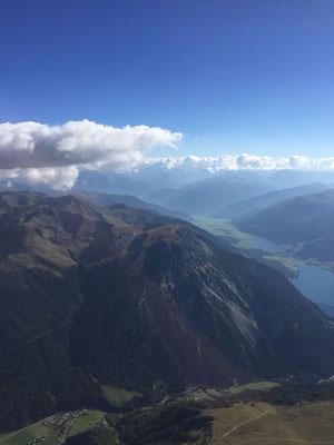 Wieder in Südtirol