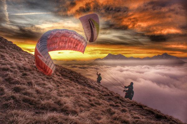 Hike&Fly Glaitnerjoch