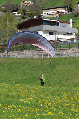 Supair Strike mit Alpina 3