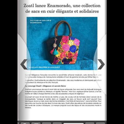 Le concept Zoatl : élégance et savoir-faire