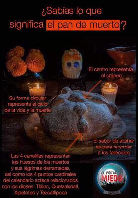 pain des morts