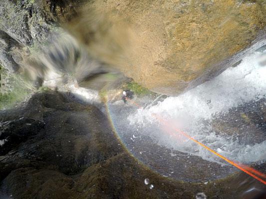 canyoning hautes alpes béal noir
