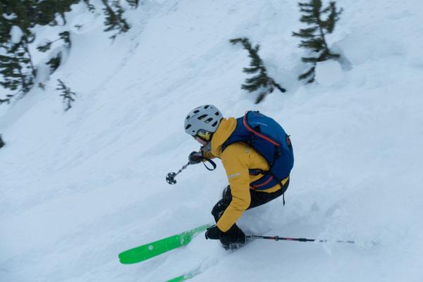 briancon ski rando