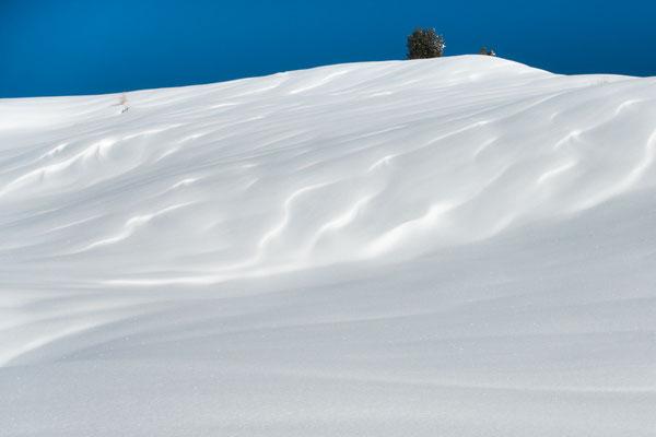 randonnée à ski serre chevalier
