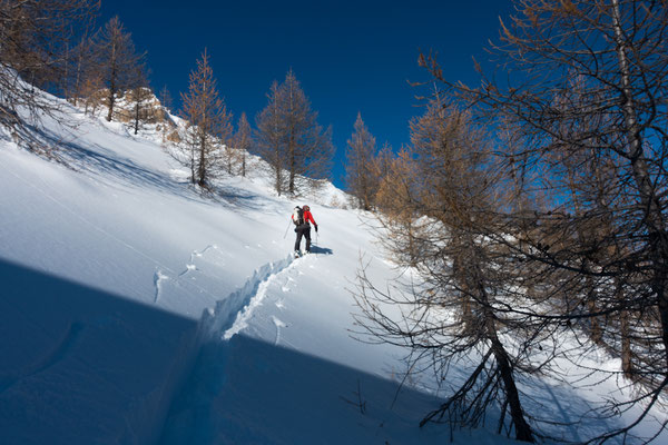 ski de rando serre che