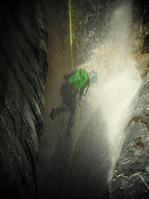 canyoning à serre ponçon