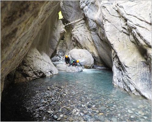 canyon du Fournel